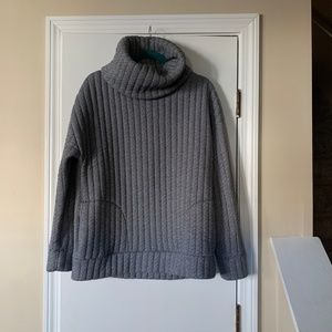Cozy Gap Fit Sweater